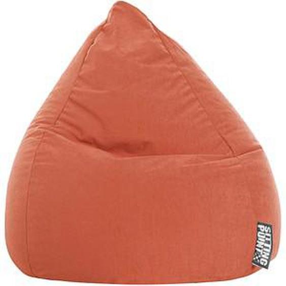 SITTING POINT BeanBag Easy XXL Sitzsack orange