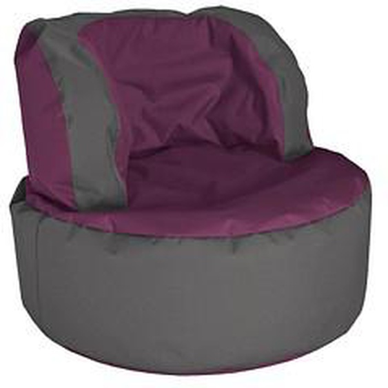 SITTING POINT Bebop SCUBA Sitzsack lila