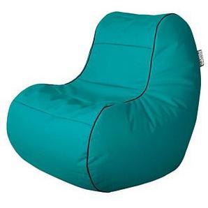 SITTING POINT Chilly Bean SCUBA Sitzsack blau