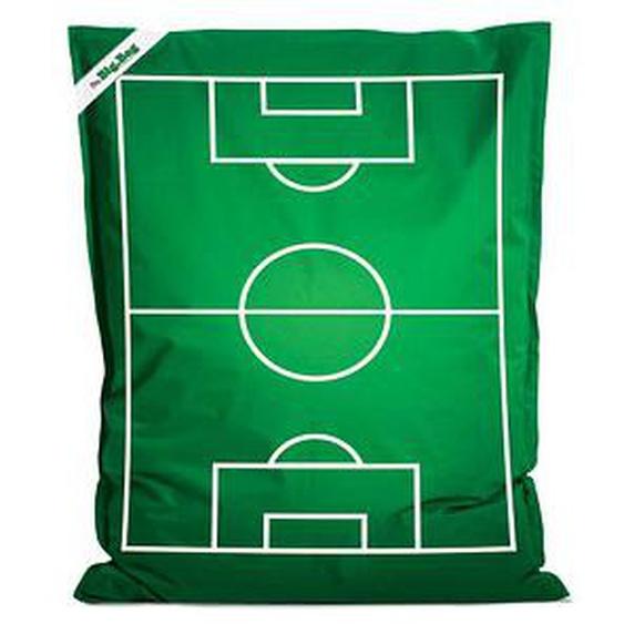 SITTING POINT Little BigBag Soccer Sitzsack grün