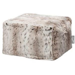 SITTING POINT Loft SKINS Sitzsack weiß