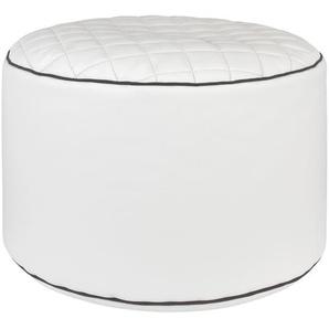 Sitting Point Sitzhocker DotCom Modo Tap 60 l Weiß