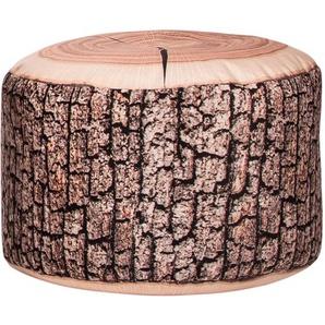 Sitting Point Sitzhocker DotCom Wood 60 l Natur