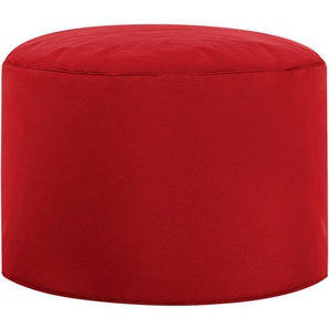 Sitting Point Sitzhocker Scuba DotCom Rot