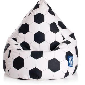 Sitting Point Sitzsack Bean Bag XL 220 l Fußball