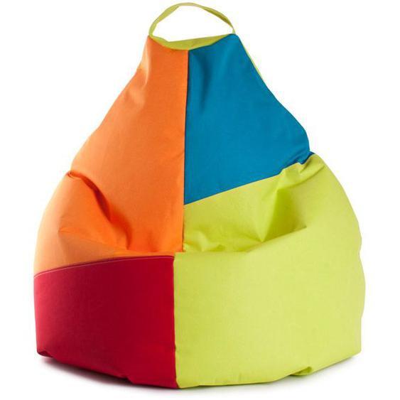 SITTING POINT Sitzsack »BeanBag Harlekin XL BRAVA«, 220 Liter Volumen, Polyester-Hülle