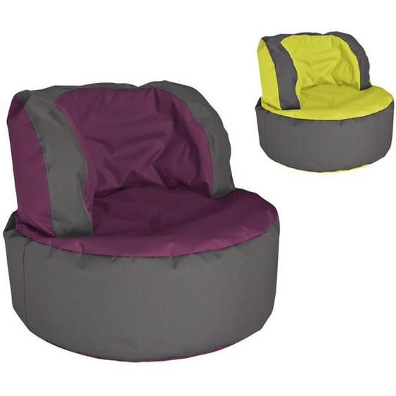 SITTING POINT Sitzsack »Bebop SCUBA«, In- und Outdoor, wasserabweisende Polyester-Hülle