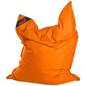 Sitting Point Sitzsack Big Foot Scuba 380 l Orange