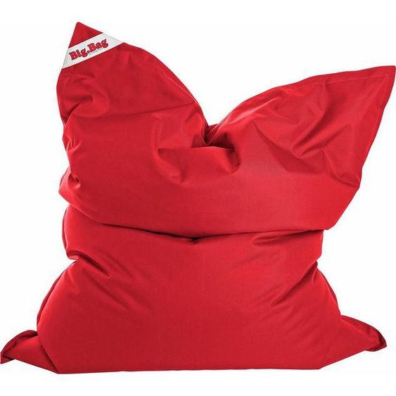 Sitting Point Sitzsack »BigBag BRAVA«, rot