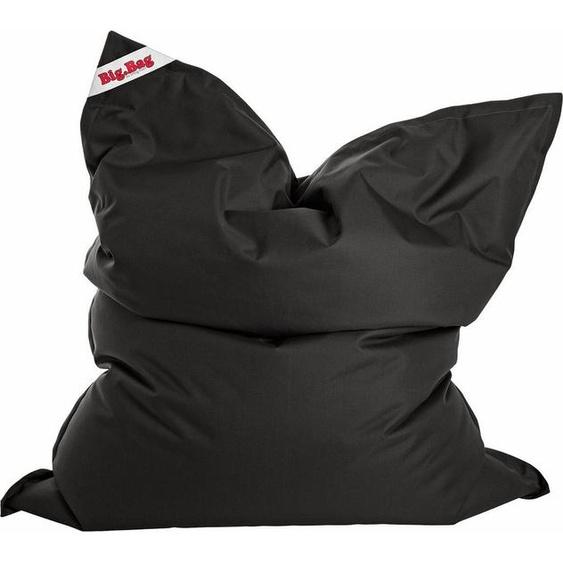 Sitting Point Sitzsack »BigBag BRAVA«, schwarz