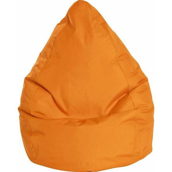 Sitting Point Sitzsack »BRAVA XXL«, orange