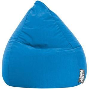 Sitting Point Sitzsack Easy 120 l Blau