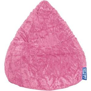 Sitting Point Sitzsack »Fluffy Beanbag L«