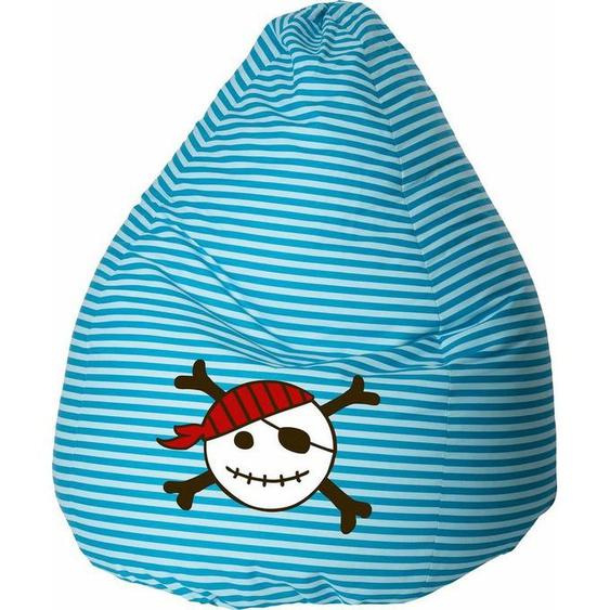 Sitting Point Sitzsack »Pirat L«, blau