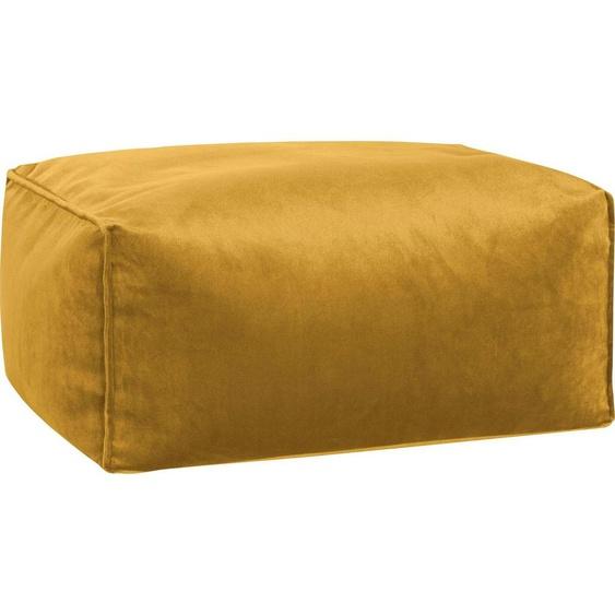 Sitting Point Sitzsack »Roll VELUTO« (1 St), Samt