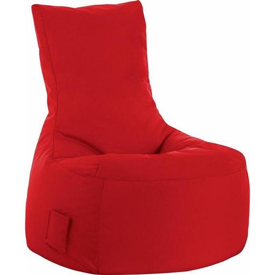 Sitting Point Sitzsack »Swing SCUBA«, rot