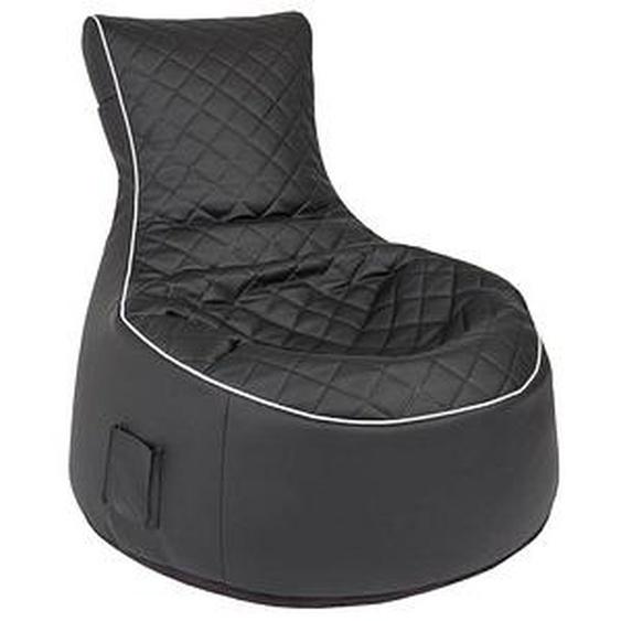 SITTING POINT Swing Modo Tap XL Sitzsack schwarz