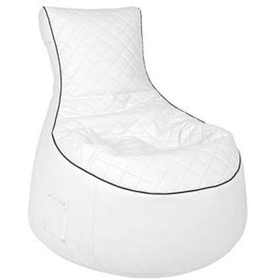 SITTING POINT Swing Modo Tap XL Sitzsack weiß