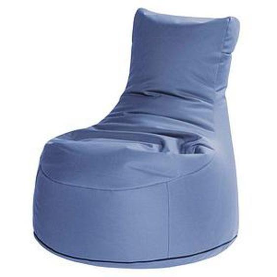 SITTING POINT Swing OUTSIDE Sitzsack blau