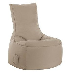 SITTING POINT Swing SCUBA® Sitzsack grün