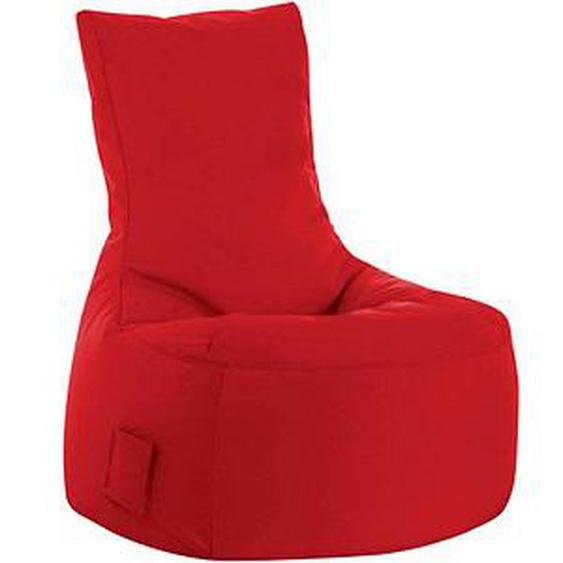 SITTING POINT Swing SCUBA® Sitzsack rot