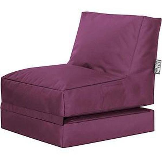 SITTING POINT Twist SCUBA Sitzsack lila