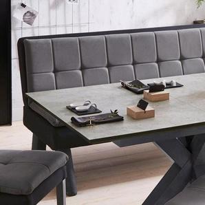 Sitzbank, FSC®-zertifiziert, schwarz »Anders Premium«, , strapazierfähig