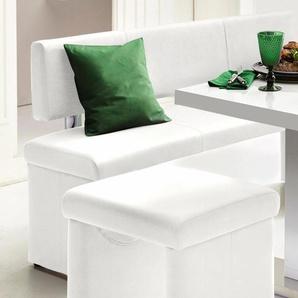 Sitzbank , weiß, weiß, Homexperts