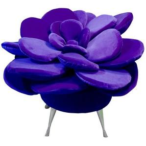Sitzhocker Flower