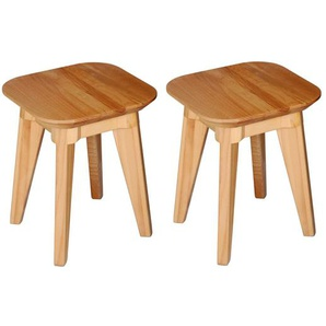 Sitzhocker-Set Dantzler