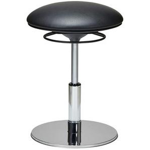 Sitzhocker Metall Sitness Creative 200 ¦ schwarz