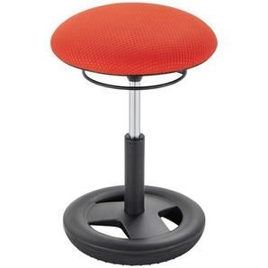 Sitzhocker  Sitness Creative 900 ¦ grau Ø: 38.5