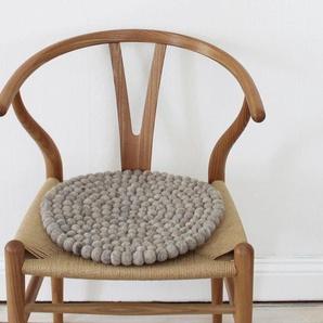 Sitzkissen, Uni Color, Wooldot