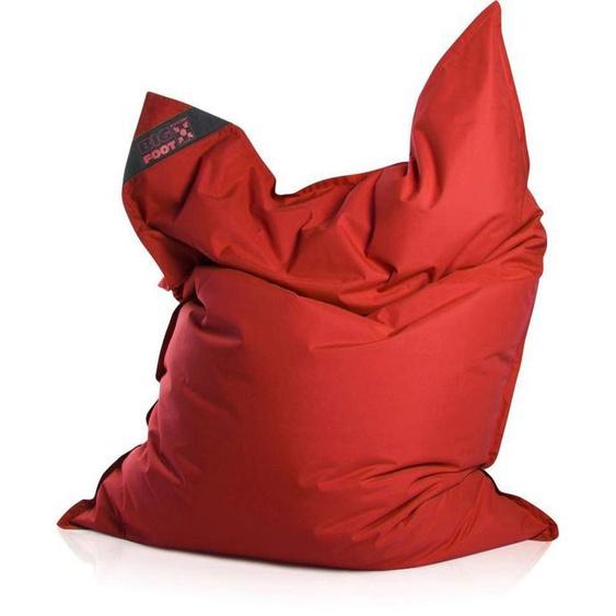 Magma Heimtex Sitzsack »Big Foot« (2 St), SITTING POINT für Indoor und Outdoor