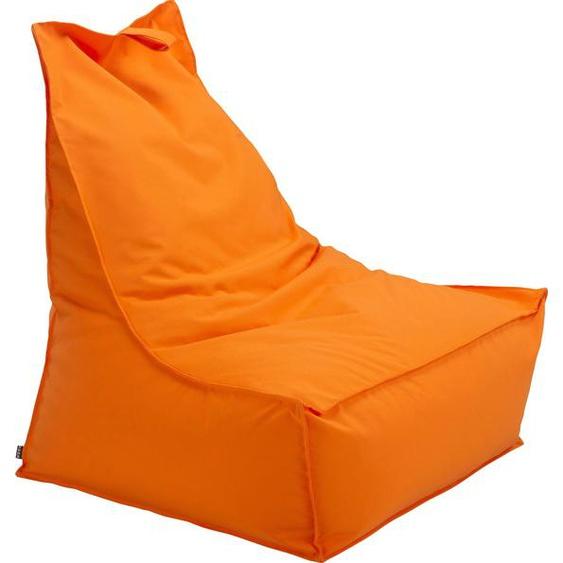 Sitzsack »Blobby«, B/T/H: 80x95x95 cm, orange, H.O.C.K.