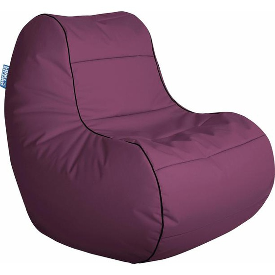 Sitzsack »Chilly Bean SCUBA«, lila, Material Polystyrol / Polyester, Sitting Point