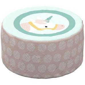 FLEXA Sitzsack  Flexa ¦ rosa/pink ¦ Maße (cm): H: 30 Ø: 60