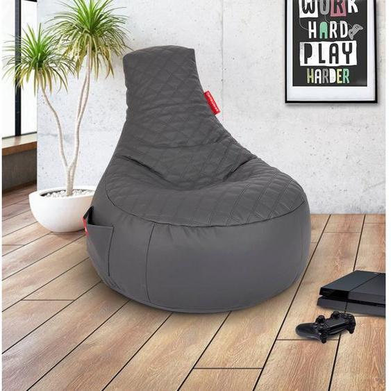 Sitzsack »Gaming Sitzsack«, große seitliche Tasche