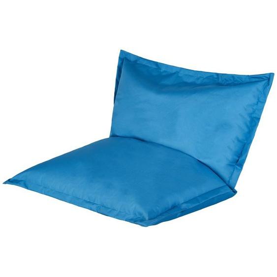 Sitzsack  George ¦ blau ¦ Maße (cm): B: 40 H: 170 T: 130