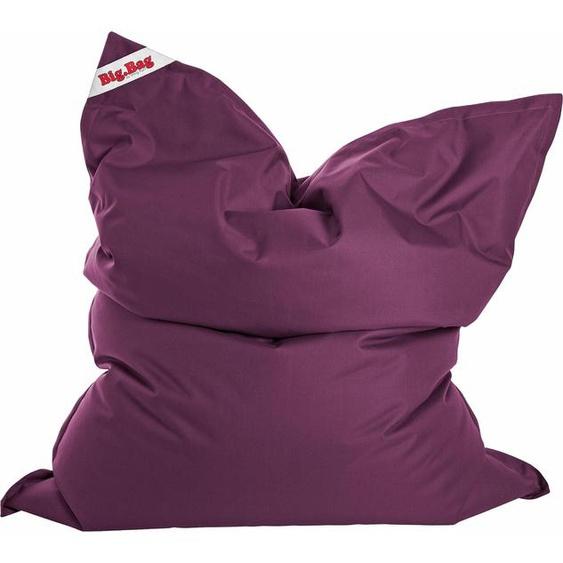 Sitzsack, lila »BigBag BRAVA«, Sitting Point