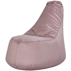 Sitzsack Mini  Meo ¦ rosa/pink ¦ Maße (cm): B: 83 H: 78 T: 57