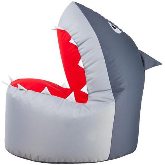 Sitzsack  Schnappi ¦ mehrfarbig