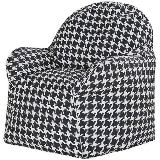 Sitzsack-Sessel  Todd ¦ schwarz