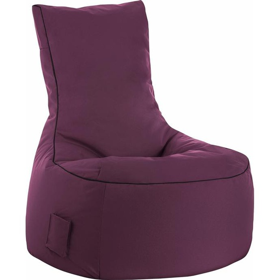Sitzsack »Swing SCUBA«, lila, Material Polystyrol / Polyester, Sitting Point