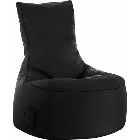 Sitzsack »Swing SCUBA«, schwarz, Material Polystyrol / Polyester, Sitting Point