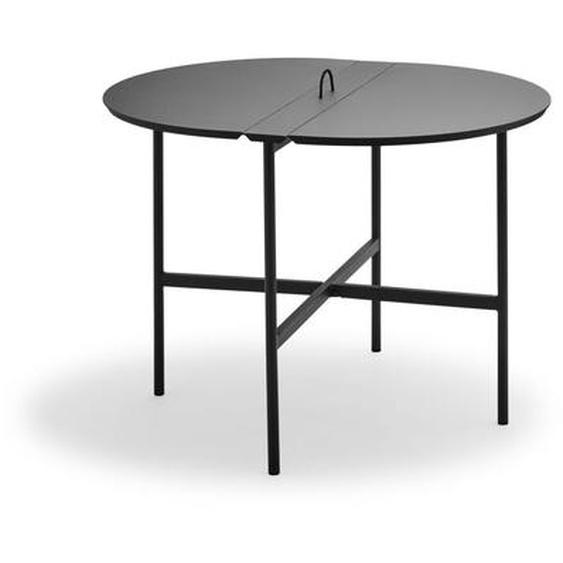 Skagerak - Picnic Tisch - anthracite black - outdoor