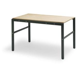 Skagerak - Reform Tisch Teak - hunter green - outdoor