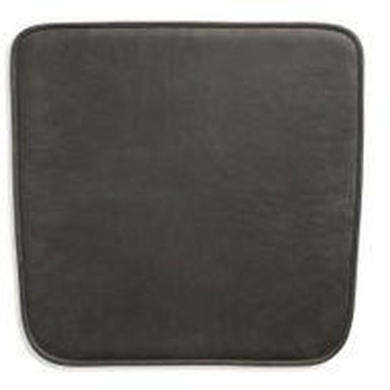 Skagerak - Sitzauflage für Hven Armlehnstuhl, anthrazit schwarz (Protected Leather)