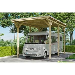 SKANHOLZ Caravan-Carport Emsland  404 x 604 cm unbehandelt