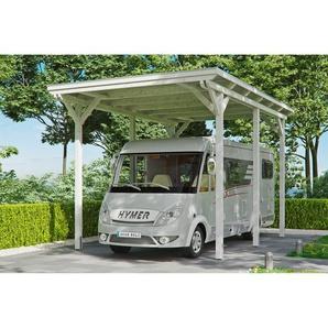 SKANHOLZ Caravan-Carport Emsland  404 x 604 cm weiß